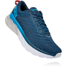 Hoka One One Arahi 4 Shoes Men, majolica blue/dresden blue